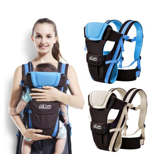 Baby Breathable Front Facing Carrier- Travel With Jaiden
