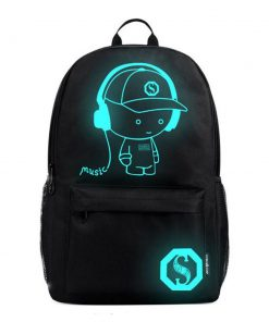 Kids Travel Luminous Backpack