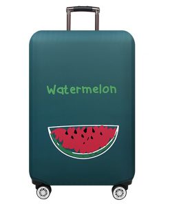 Fruits Pattern Luggage Suitcase Covers With Watermelon fruit design