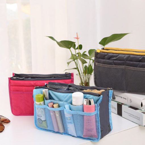 Women Travel Cosmetic Organizer Bag