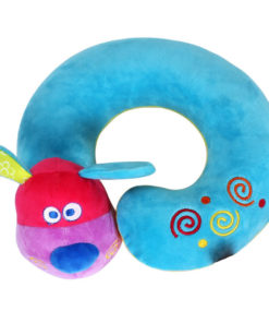 Kids Cotton Plush Travel Pillow