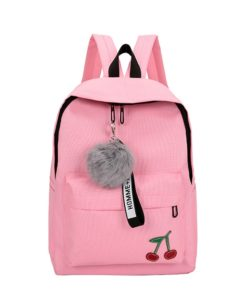 Lightweight Cherry Travel Backpack