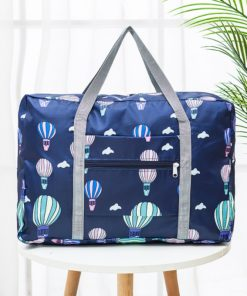 Foldable Waterproof Travel Tote