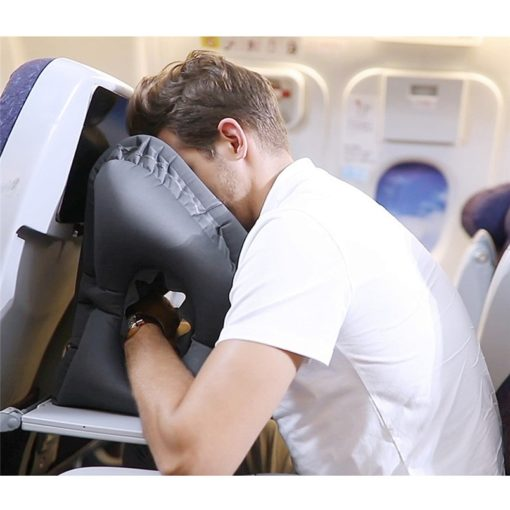 Inflatable Air Travel Pillow